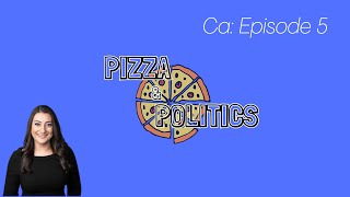Congresswoman Sara Jacobs | Pizza & Politics | California