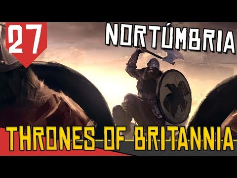 Batalha Naval - Total War Thrones of Britannia #27 [Série Ga