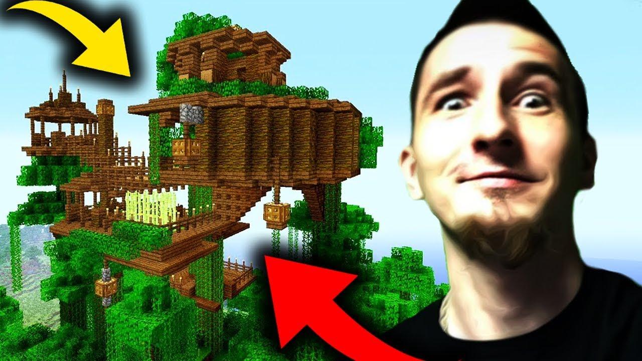 Minecraft dla dużych i małych – TO NIE JE PajONk!  #5
