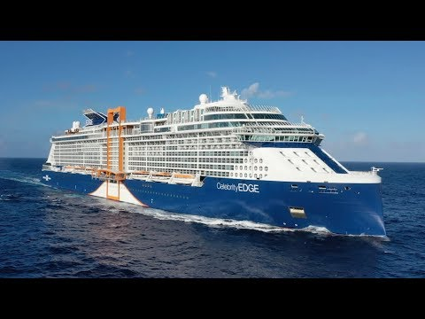 The Most Anticipated Ship of the Year: Take A Cruise Ship Tour of Celebrity Edge | Celebrity Cruises