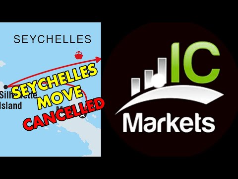IC Markets Move To Seychelles Cancelled