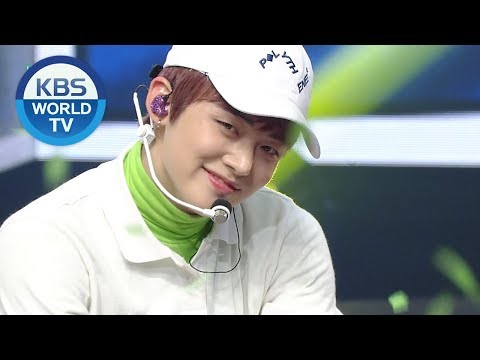 Tomorrow X Together-Crown(어느날 머리에서 뿔이 자랐다)[Music Bank/2019.04.05]