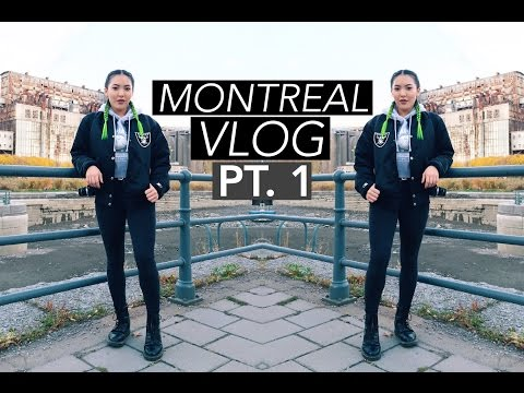 Montreal Vlog | PART ONE | soothingsista