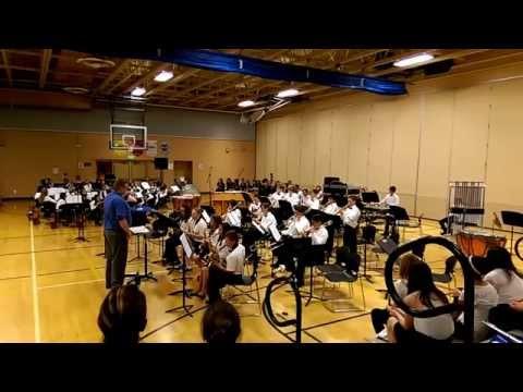 Kirkland Middle School Summer Concert