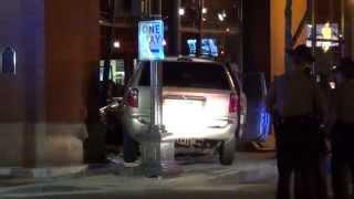 Crash At The Bulldog, Downtown St. Paul