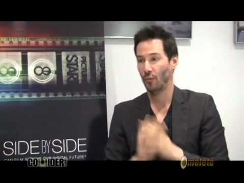 Keanu Reeves Talks about SIDE BY SIDE, 47 RONIN, MAN OF TAI CHI, BILL & TED 3