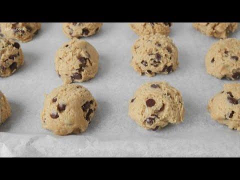 Tammy Daye - VIDEO: Just Say NO To Raw Cookie Dough