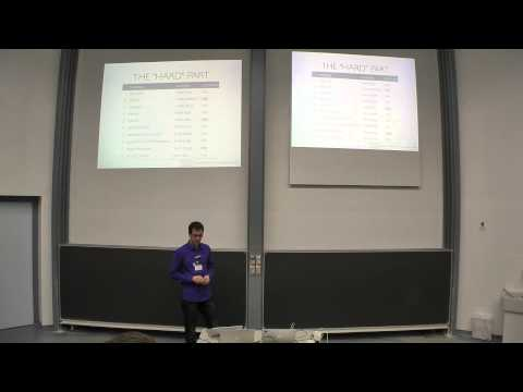 Deep Learning in Natural Language Processing - Sebastian Ebert