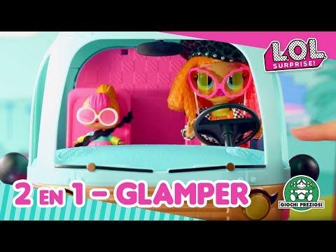 L.O.L SURPRISE!   2-en-1 Glamper Van