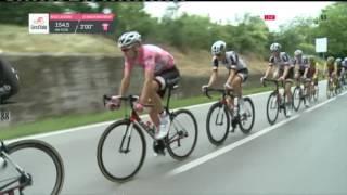 Велоспорт   Джиро дИталия   13 й этап 2 часть