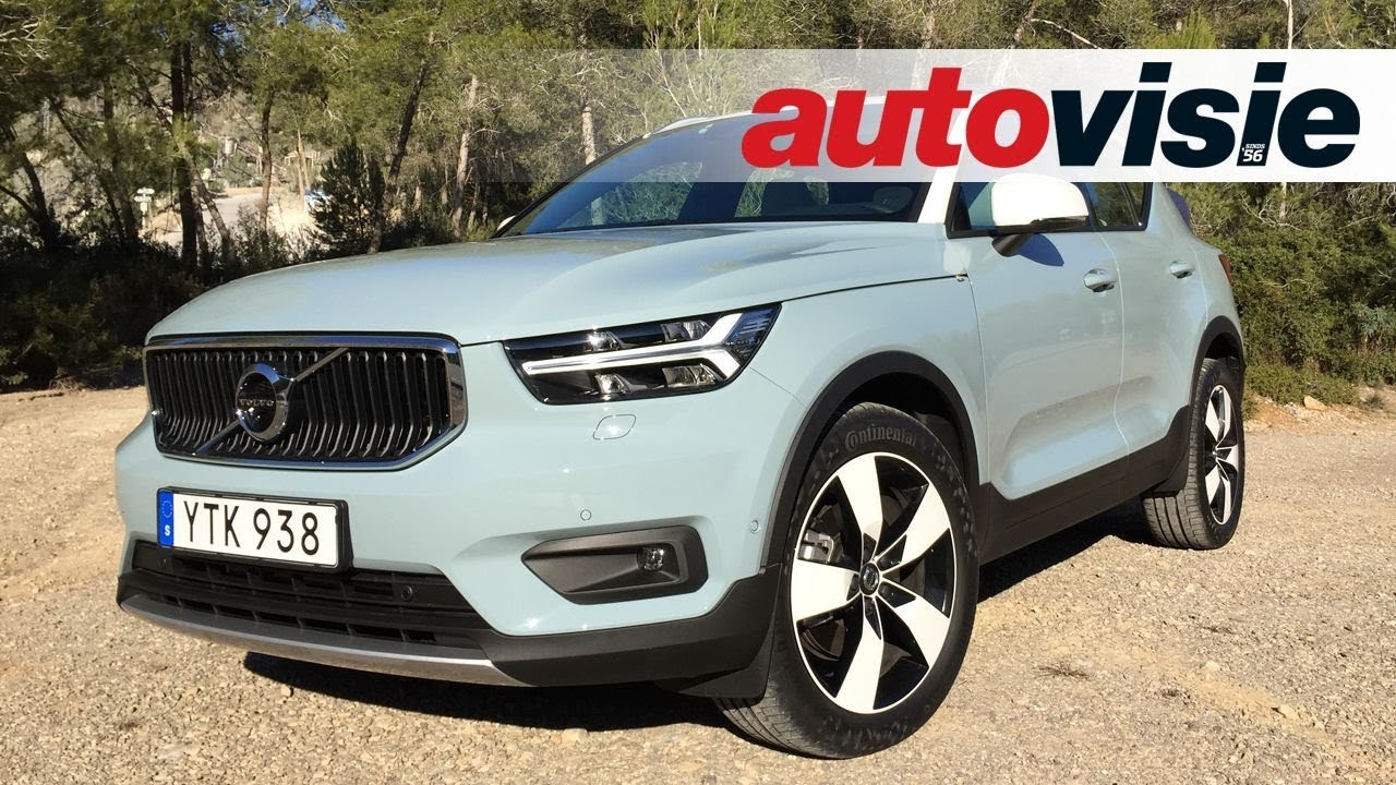 review volvo xc40 2017 youtube. Black Bedroom Furniture Sets. Home Design Ideas