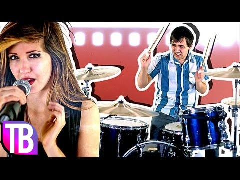 Cassadee Pope - Wasting All These Tears (TeraBrite Cover)