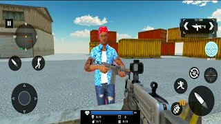 Grand Gangster War Shooting - FPS Shooting Games - Android GamePlay #10