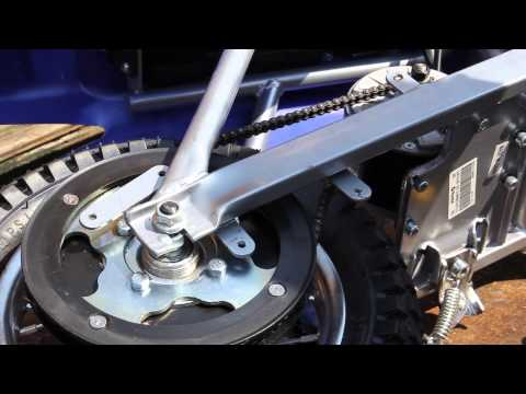 Razor Mini MX Racer - Electric Dirt Rocket - ZR350 - BikemanforU Repair