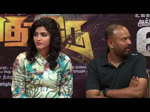 tamil news | Vizhithiru tamil movie full press meet | TR | dhansika| venkat prabhu | redpix