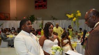 Rae D. Grimm & Barry W. Davis, Jr.  Wedding- June 4, 2016