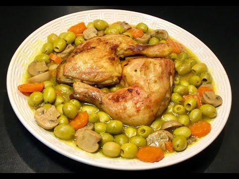 tajine-zitoune-aux-champignons-et-aux-carottes-recette-spéciale-ramadan