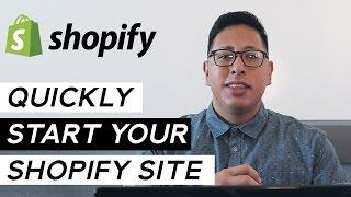 Shopify-Tutorial Für Anfänger | Erstellen Sie Eine Website In Weniger Als 15 Minuten