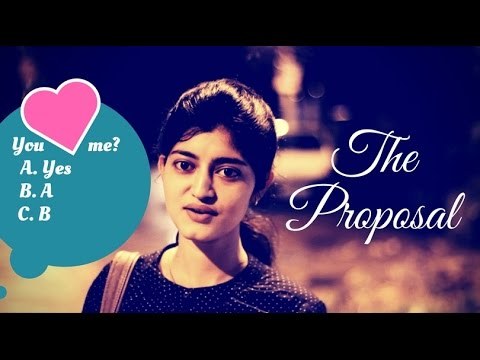 The Proposal - Telugu Short Film 2017 ||...
