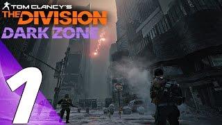 The Division (PS4) - Gameplay Walkthrough Dark Zone Part 1 - Into The Dark Zone