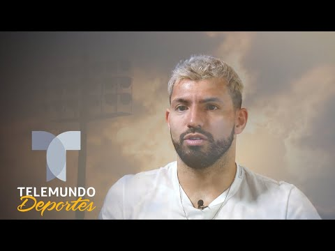Kun Agero: El miedo de mi familia era que muriera por una bala perdida   Telemundo Deportes