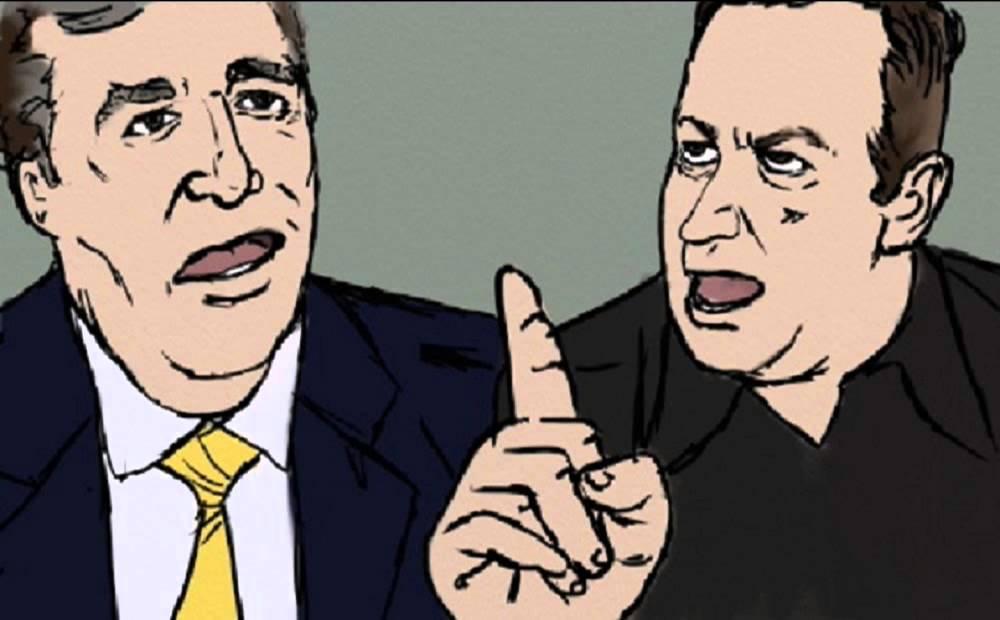Alex Jones vs Piers Morgan Remix