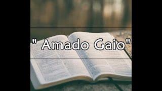 CULTO SOLENE - AMADO GAIO