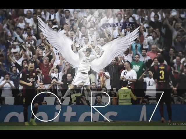 Cristiano Ronaldo ft. Sia | Chandelier | 14/15 - With Loop Control ...