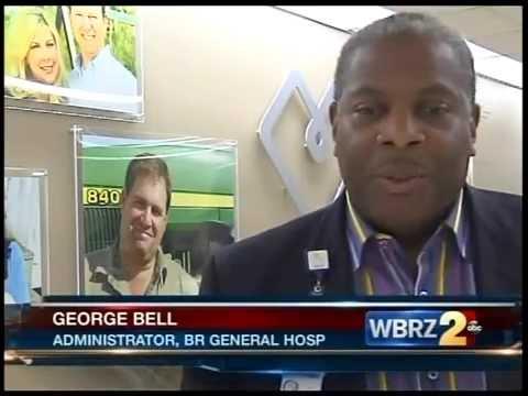 Arts In Medicine At Baton Rouge General