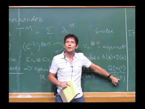 Symmetries in Mathematics and Physics II - E. Frenkel
