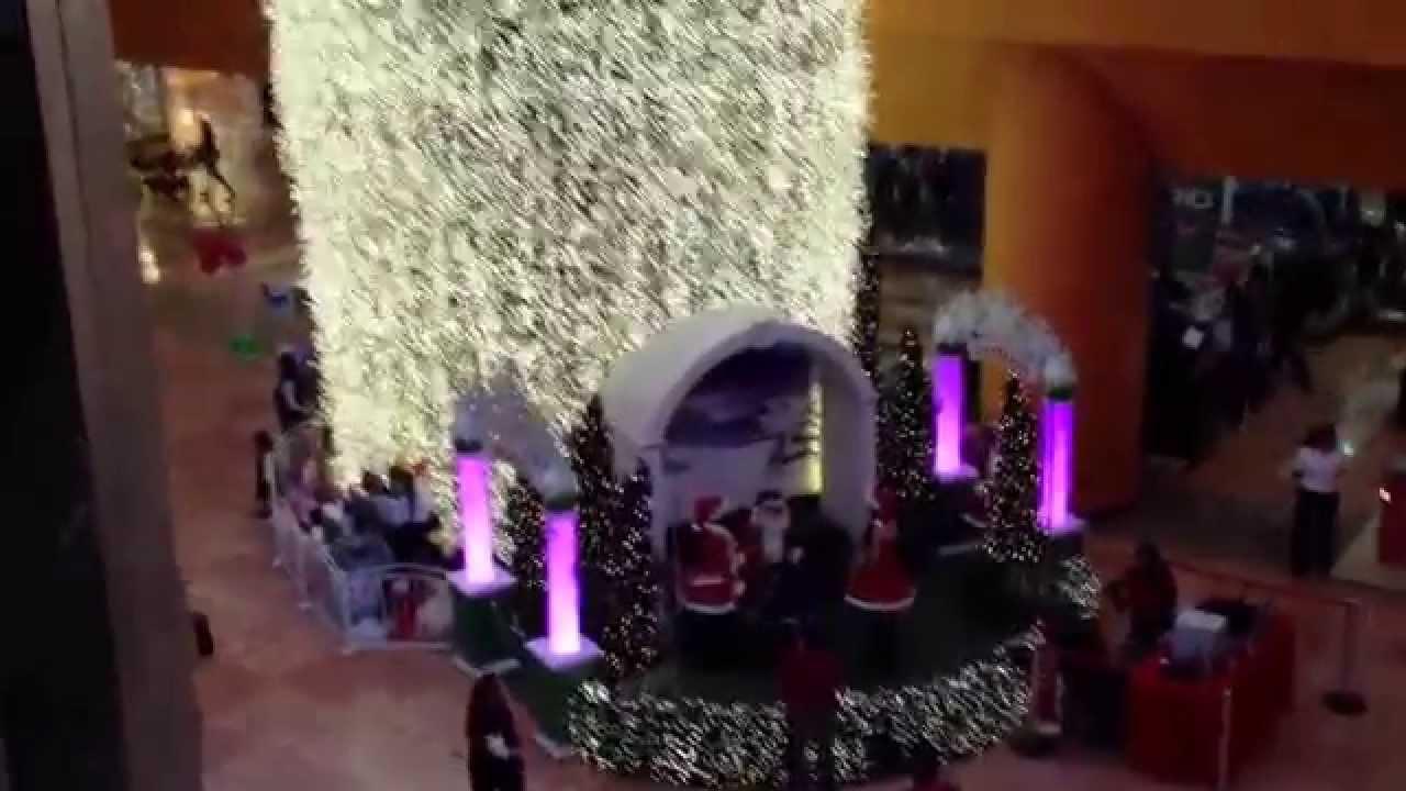 Decoraci n navide a 2014 plaza sat lite youtube - Decoracion navidena 2014 ...
