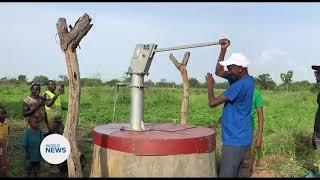 Ahmadi Muslims in Senegal Install Water pumps in remote villages