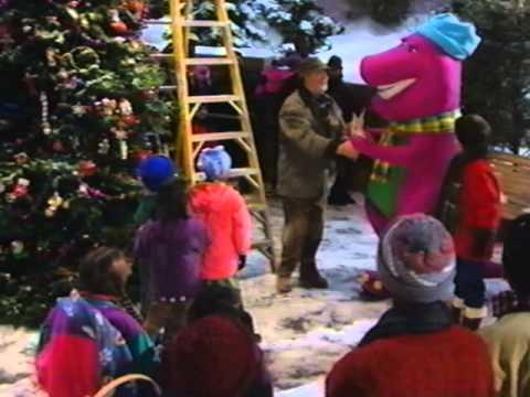 Barney's Christmas Star (2002 Version) Part 4