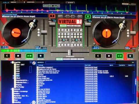 Experimental Angel - Wherever you go (Electro House Angel)2.wmv