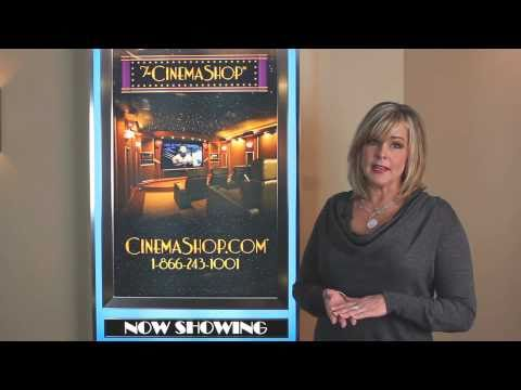 CinemaShop Home Theater Tips