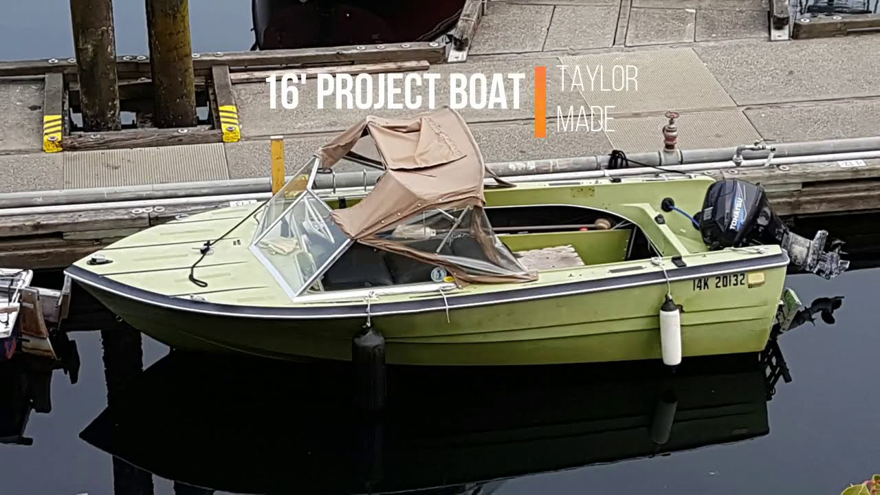Runabout rebuild - Runabout boat to cuddy cabin conversion ...