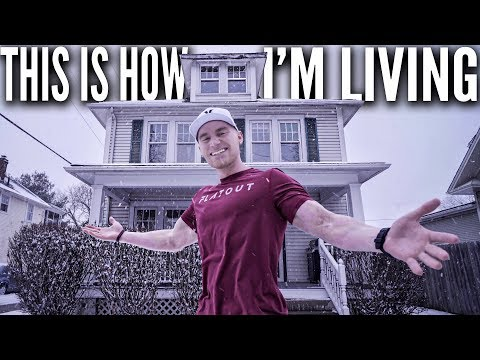 FULL HOUSE TOUR & WHY I'M MOVING OUT