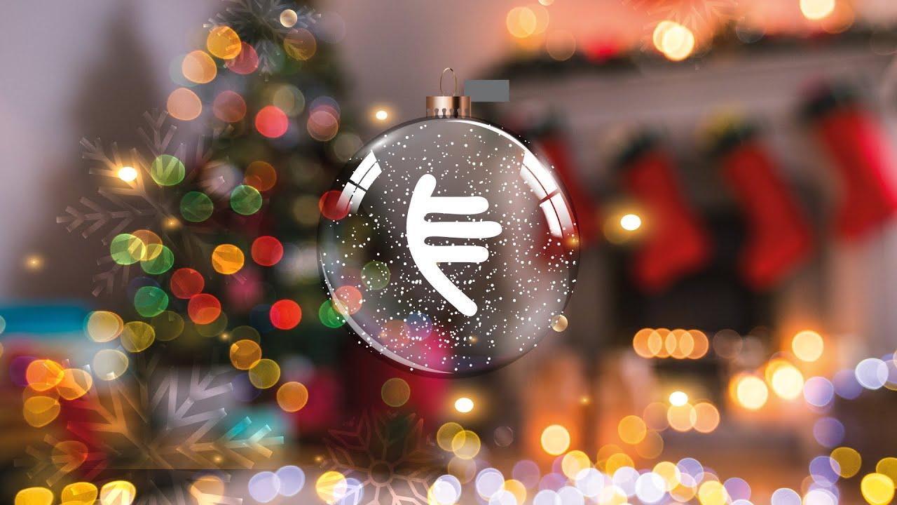 Новогоднее поздравление руководства компании Peptides