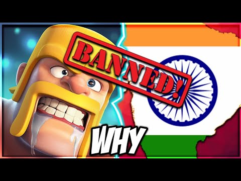 COC BANNED IN INDIA #2 READING FUNNY COMMENTS CLASH OF CLANS•FUTURE T18