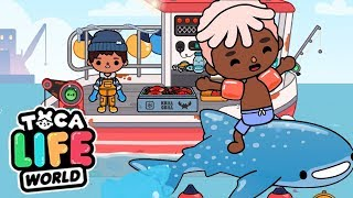 Toca Life: World - More Update Fishing with Friends