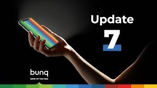 bunq Update #7