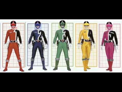 Power Rangers Time Force Red Ranger
