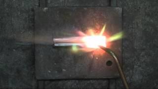 Basic Oxygen Acetylene Gas Welding