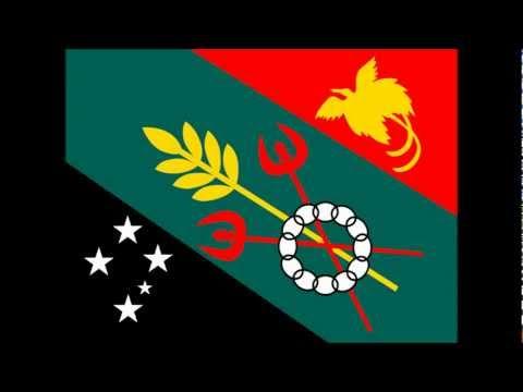 Naya wanwonde by Tom Lari - Simbu PNG .wmv