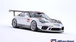 iRacing - Test Drive: Porsche 911 GT3 Cup