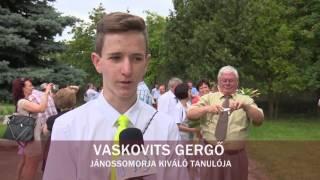 JTV Híradó 2016/24 - 2016.06.19.