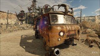 Metro Exodus - Campervan Gameplay (PC HD) [1080p60FPS]