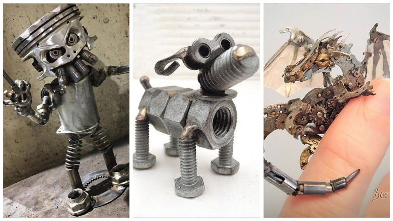 20 Best Ideas Of Metal Tools Amazing Art Of Metal Youtube
