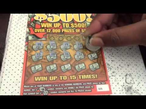 Bingo scratch card prizes left on georgia