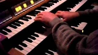 J. S. Bach - Toccata i fuga d - moll (BWV 565)  A. Popławski